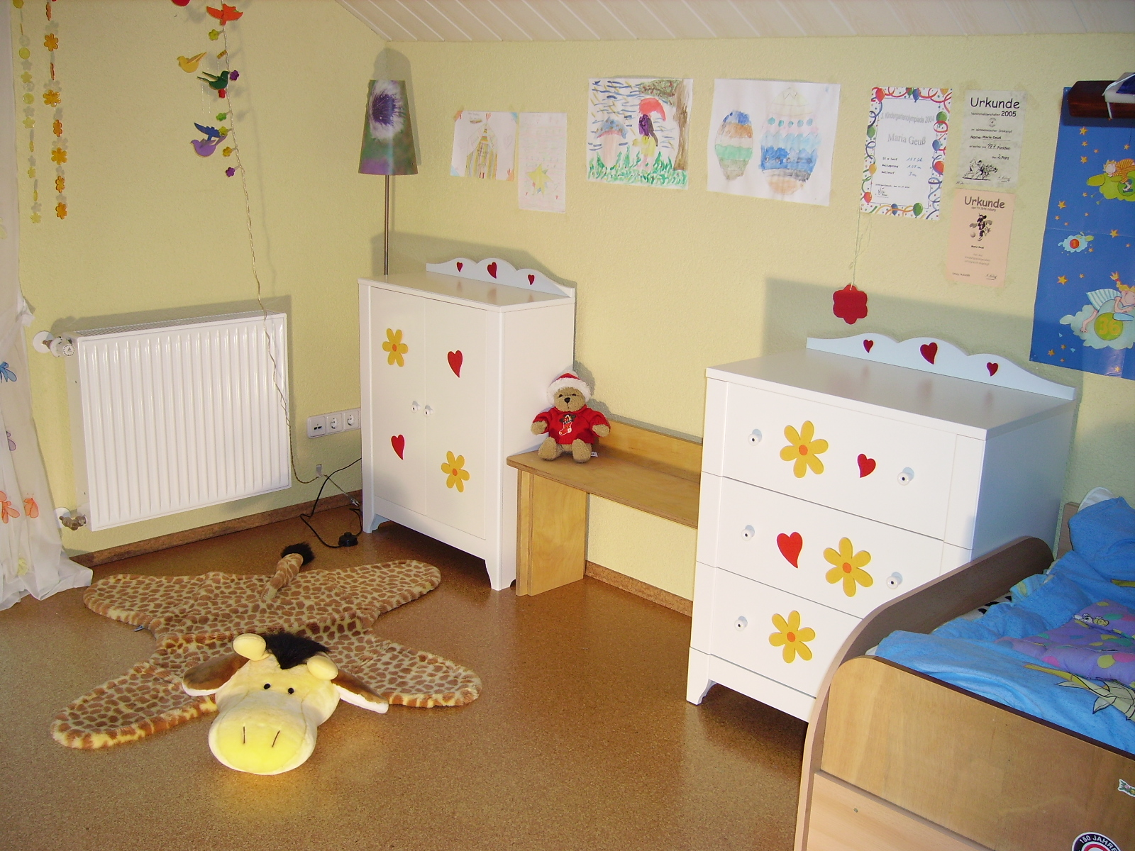 Kinderzimmer Gestalten Pictures to pin on Pinterest